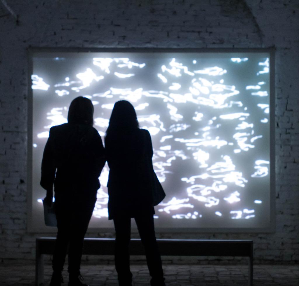 lux 01 – James Elaine & William Basinski | video exhibition _ variations