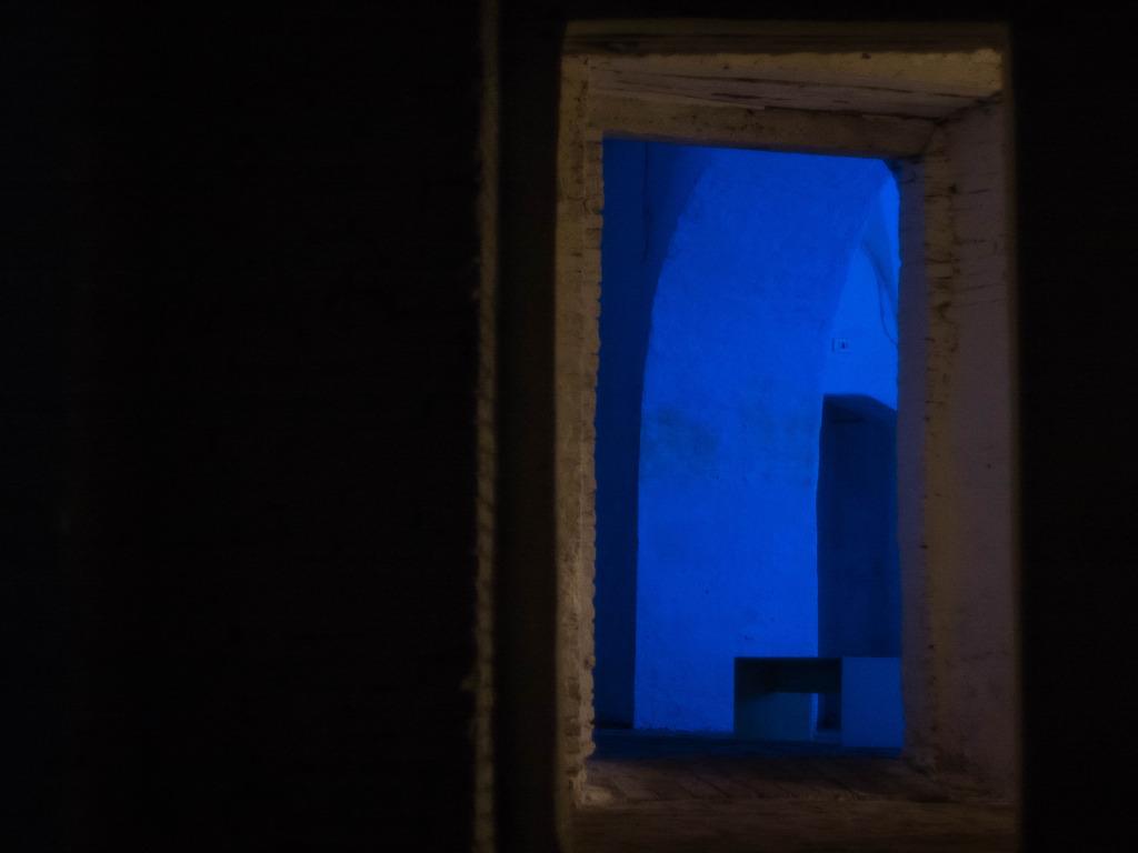 lux 01 – James Elaine & William Basinski | video exhibition _ passage