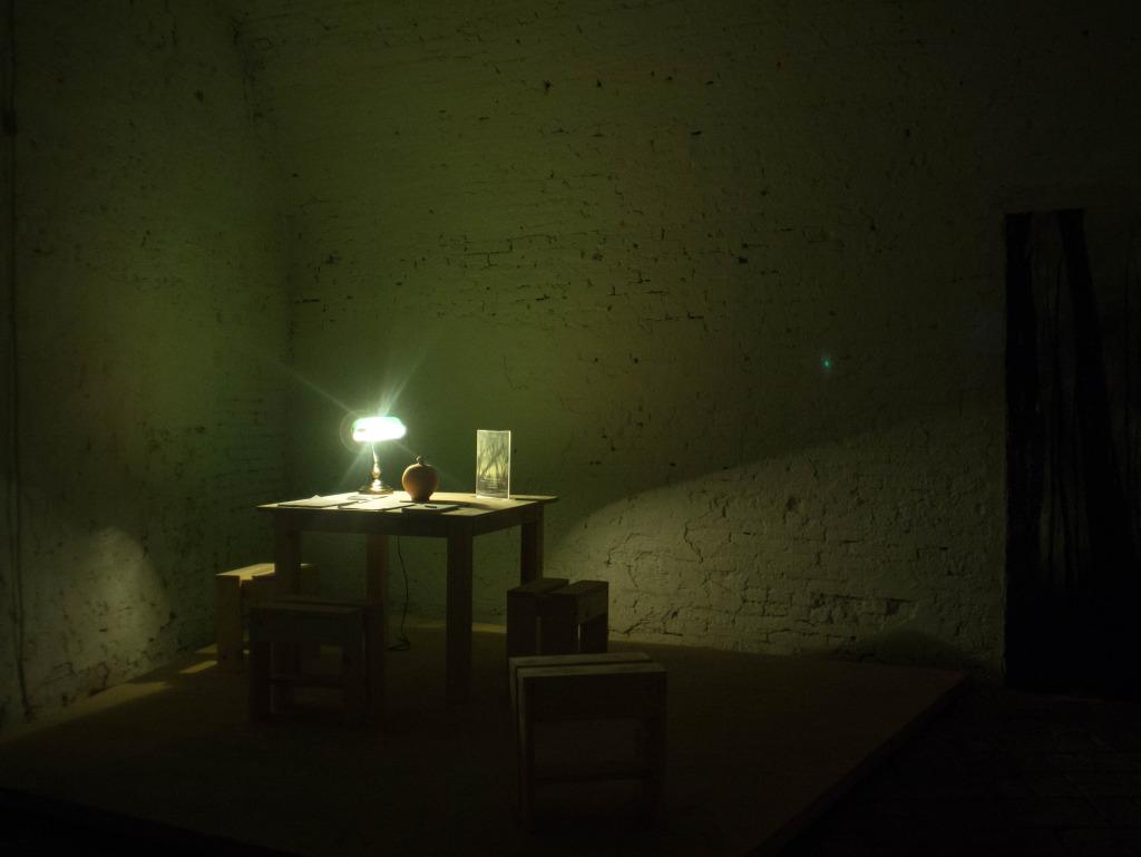 lux 01 – James Elaine & William Basinski | video exhibition _ info point