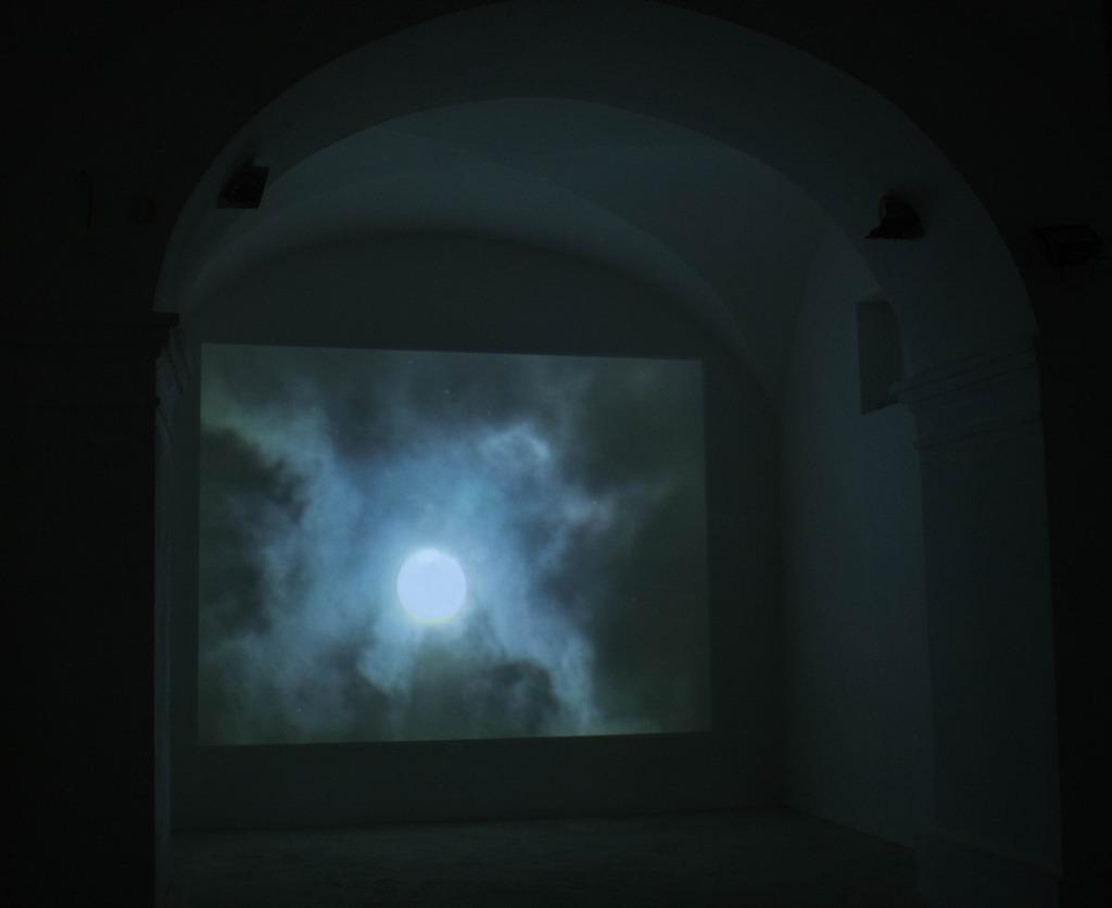 lux 01 – James Elaine & William Basinski | video exhibition _ Nocturne (TV in Africa)